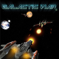 HTML5 Game: Galactic War - Space Invader