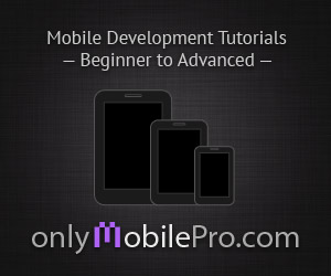 Android, iOS Development Tutorials