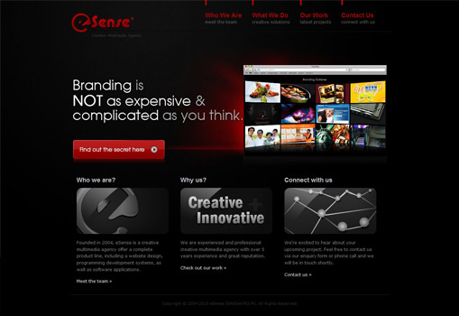 eSense - Creative Multimedia Agency in Malaysia