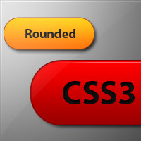 CSS3 – Gradient Rounded Corner Button