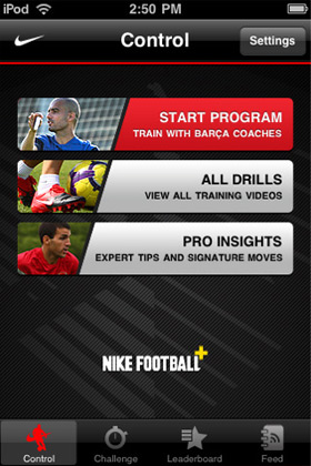 Nike Football + Presents: Master Control
