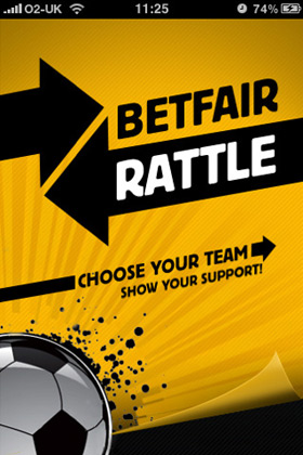 Betfair Rattle