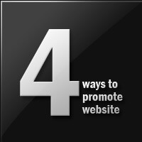 4 Ways To Promote Your Website For FREE