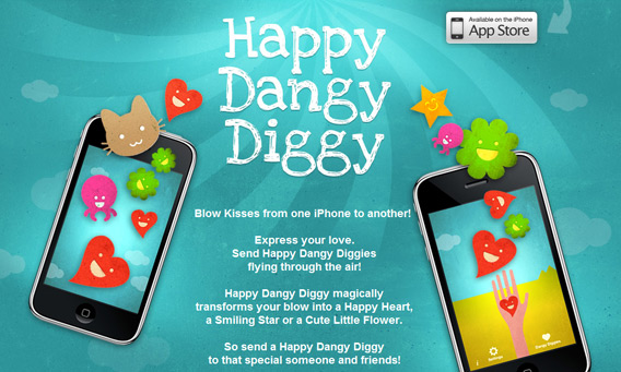 Happy Dangy Diggy