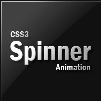 CSS3: Spinner Animation
