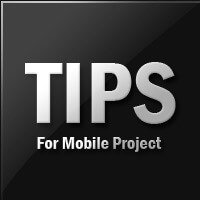 Tips For Designing Mobile Websites / Mobile Apps