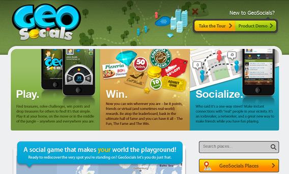 Geo Socials