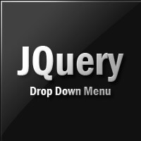 JQuery: Drop Down With Easing Effects
