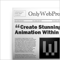 Create Stunning Animation Using CSS3 Animation & Keyframe