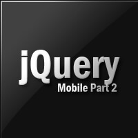 JQuery Mobile for Absolute Beginners – Part 2