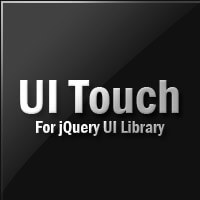 How To Add Touch Event To Your JQuery UI?