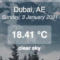 Build A Weather App In Vue JS